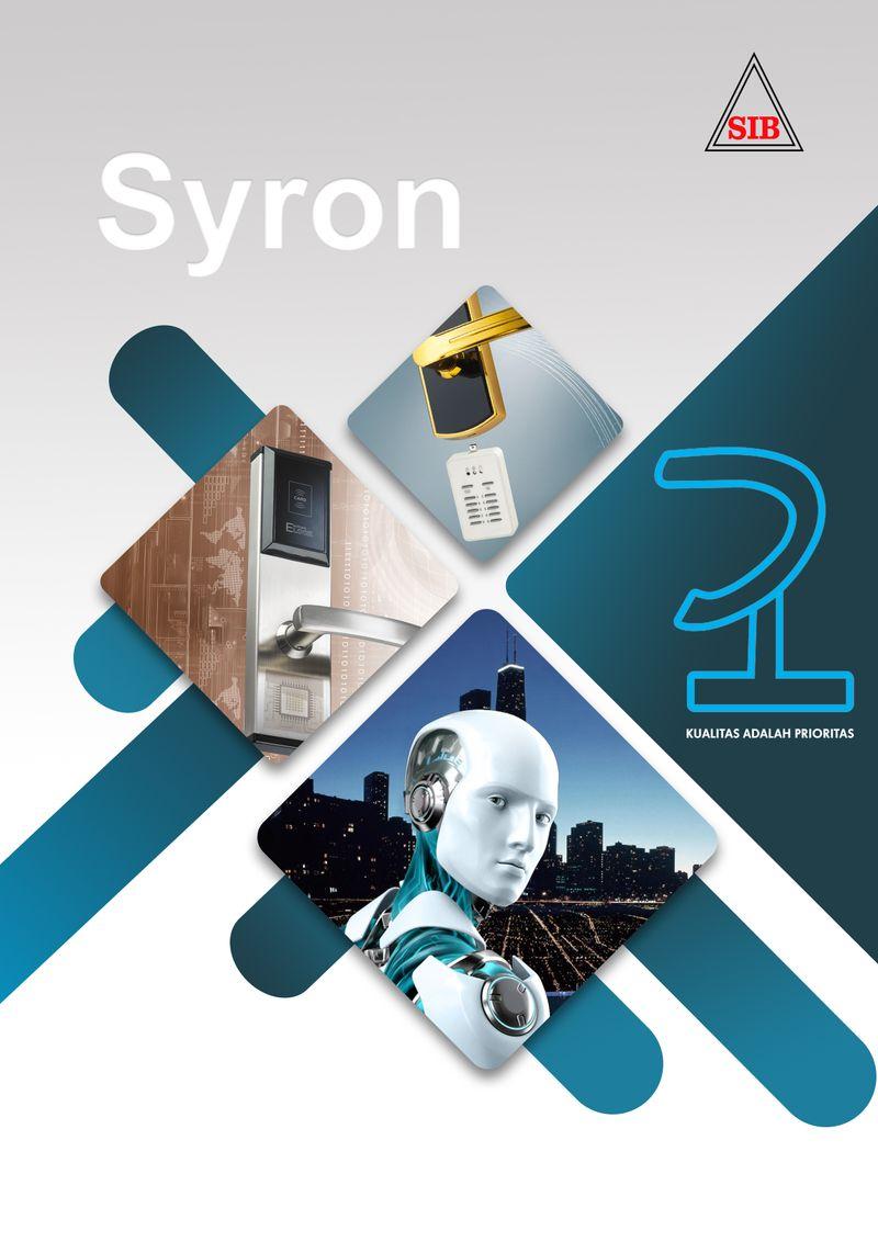 Katalog SYRON TC
