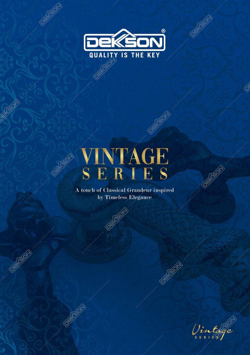 Katalog Vintage Series Dekkson