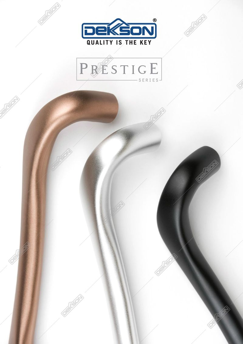 Katalog Prestige Series Dekkson