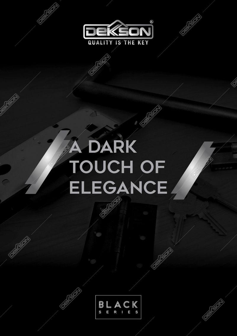Katalog Black Series Dekkson