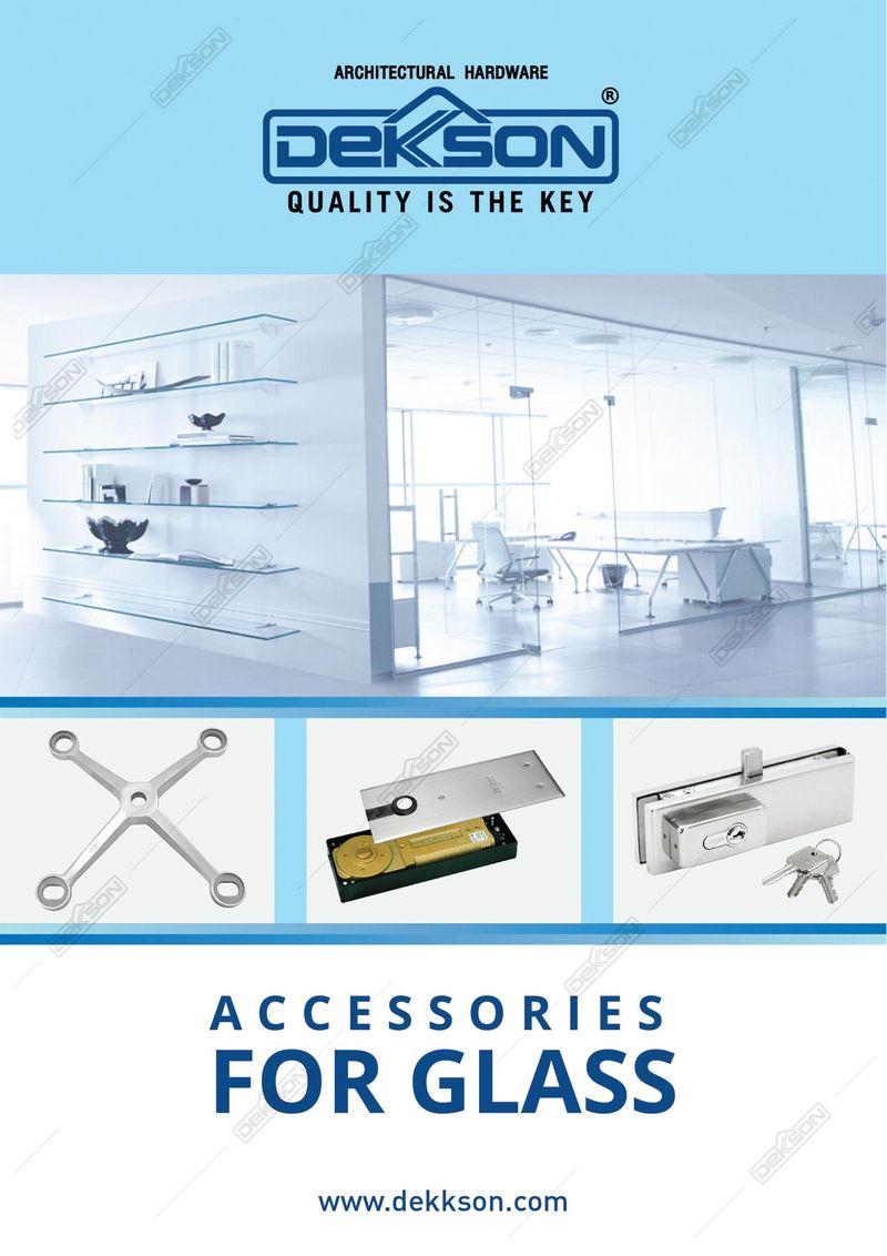 Katalog Accesories For Glass