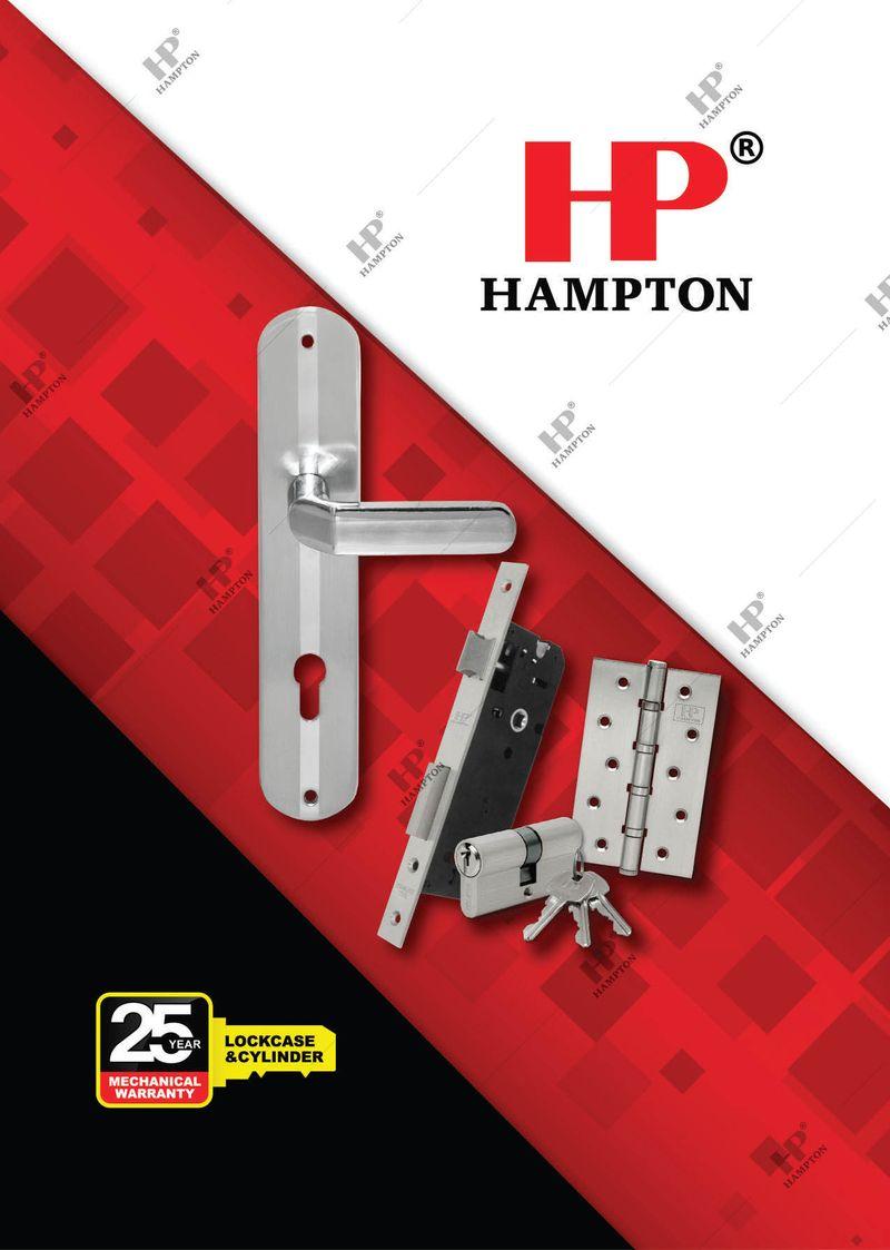 Katalog Hampton 2021